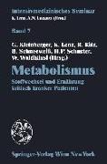 Cover-Bild zu Metabolismus (eBook) von Kleinberger, Gunther (Hrsg.)