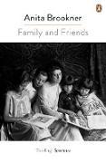 Cover-Bild zu Family And Friends (eBook) von Brookner, Anita