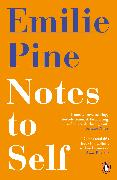 Cover-Bild zu Notes to Self von Pine, Emilie