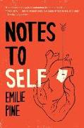 Cover-Bild zu Notes to Self: Essays von Pine, Emilie