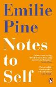 Cover-Bild zu Notes to Self (eBook) von Pine, Emilie