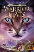 Cover-Bild zu Warrior Cats - Das gebrochene Gesetz - Eisiges Schweigen von Hunter, Erin