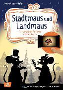 Cover-Bild zu Stadtmaus und Landmaus von Albrecht-Schaffer, Angelika