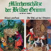 Cover-Bild zu Märchenschätze der Brüder Grimm, Folge 1 (Audio Download) von Grimm, Gebrüder