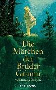 Cover-Bild zu Die Märchen der Brüder Grimm von Grimm, Gebrüder