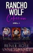 Cover-Bild zu Rancho Wolf Colección - Libros 4 - 6 (eBook) von Rose, Renee