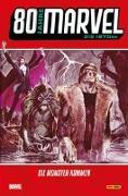 Cover-Bild zu 80 Jahre Marvel: Die 1970er von Moench, Doug