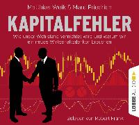 Cover-Bild zu Kapitalfehler von Weik, Matthias