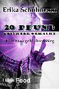 Cover-Bild zu 20 Pfund leichter gemacht (eBook) von Schuhmann, Erika