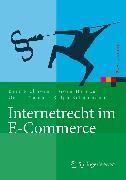 Cover-Bild zu Internetrecht im E-Commerce (eBook) von Eichhorn, Bert