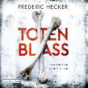 Cover-Bild zu Totenblass (Audio Download) von Hecker, Frederic