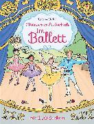 Cover-Bild zu Mein erstes Stickerbuch: Im Ballett von Young, Caroline