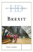 Cover-Bild zu Historical Dictionary of Brexit (eBook) von Laursen, Finn
