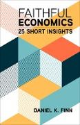 Cover-Bild zu Faithful Economics (eBook) von Finn, Daniel K.
