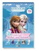 Cover-Bild zu Disney Die Eiskönigin: Zauberhafter Sticker- und Malspaß von Panini
