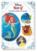 Cover-Bild zu Disney Best of: Die schönsten Motive zum Ausmalen von Panini