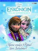 Cover-Bild zu Disney Die Eiskönigin Schulstartblock von Panini
