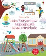 Cover-Bild zu Brooks, Felicity: Meine Wortschatz-Wunderkiste für die Vorschule