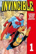 Cover-Bild zu Kirkman, Robert: Invincible 1