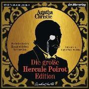 Cover-Bild zu Die große Hercule-Poirot-Edition von Christie, Agatha