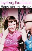 Cover-Bild zu Briefe einer Freundschaft (eBook) von Bachmann, Ingeborg