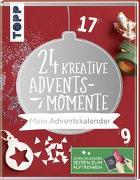 Cover-Bild zu 24 kreative Adventsmomente. Mein Adventskalender von Pitz, Natascha