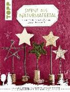 Cover-Bild zu Sterne aus Naturmaterial (kreativ.kompakt) von Deges, Pia