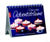 Cover-Bild zu Dekorative Adventsträume