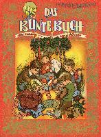 Cover-Bild zu Das bunte Buch - Weihnachts-Bastelbögen-Set von Czerwenka, Erwin (Hrsg.)