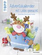 Cover-Bild zu Adventskalender mit Liebe gemacht von Pedevilla, Pia