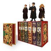 Cover-Bild zu Harry Potter: Band 1-7 im Schuber - mit exklusivem Extra! (Harry Potter ) von Rowling, J.K.