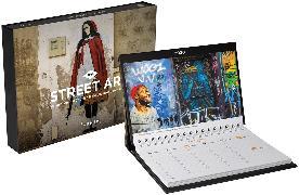 Cover-Bild zu Street Art Tischkalender 2020
