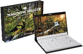 Cover-Bild zu Magische Wälder Tischkalender 2020
