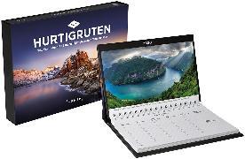 Cover-Bild zu Hurtigruten Tischkalender 2020