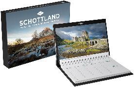 Cover-Bild zu Schottland Tischkalender 2020