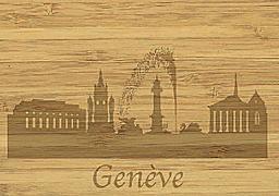 Cover-Bild zu 27786 Bambus Genève GVA.Swiss.cities.103