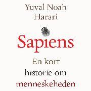 Cover-Bild zu Sapiens - En kort historie om menneskeheden (Audio Download) von Harari, Yuval Noah
