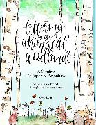 Cover-Bild zu Lettering in the Whimsical Woodlands von Dean, Peggy