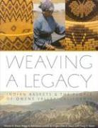 Cover-Bild zu Weaving A Legacy - Paper von Dean, Sharon