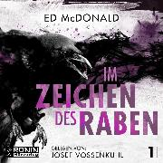 Cover-Bild zu Im Zeichen des Raben - Schwarzschwinge, (ungekürzt) (Audio Download) von McDonald, Ed