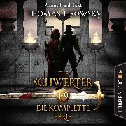 Cover-Bild zu Die Schwerter - Die High-Fantasy-Reihe, Sammelband 1-9 (Ungekürzt) (Audio Download) von Lisowsky, Thomas