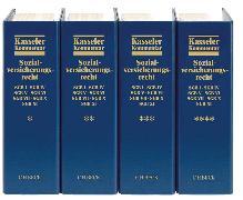 Cover-Bild zu Kasseler Kommentar Sozialversicherungsrecht - Kasseler Kommentar Sozialversicherungsrecht von Körner, Anne (Hrsg.)