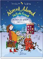 Cover-Bild zu Advent, Advent, die Bude brennt von Einwohlt, Ilona
