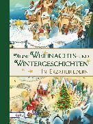 Cover-Bild zu Meine Weihnachts- und Wintergeschichten in Erzählbildern von Bedrischka-Bös, Barbara (Illustr.)