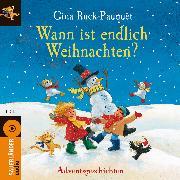 Cover-Bild zu Wann ist endlich Weihnachten? von Ruck-Pauquèt, Gina