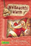 Cover-Bild zu Weihnachtsalarm von Knödler, Christine (Hrsg.)