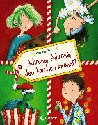 Cover-Bild zu Advent, Advent, der Kuchen brennt! (eBook) von Zett, Sabine
