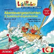 Cover-Bild zu Abenteuergeschichten & Schatzsuchergeschichten (Audio Download) von Zett, Sabine