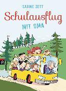 Cover-Bild zu Schulausflug mit Oma (eBook) von Zett, Sabine