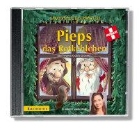 Cover-Bild zu Samichlaus und Schmutzli / Pieps das Rotkehlchen von Weber, Sämi